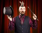 Elias Caress: Magician and Showman