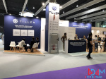 Exhibition stand design and booth construction Barcelona, trade show Alimentaria