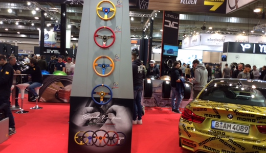 Chances and Difficulties of Exhibiting – Examples from the Essen Motorshow