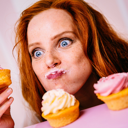 Is taking your brand overseas a piece of cake? by Dominika Weston, MFIN