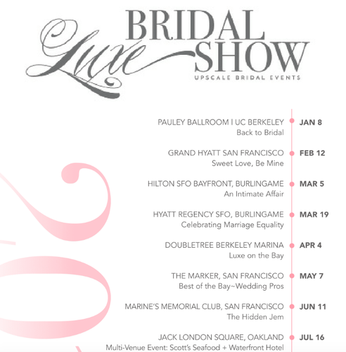 Luxe Bridal Show